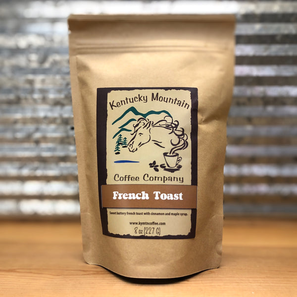 Kentucky Mountain French Toast Ground Coffee