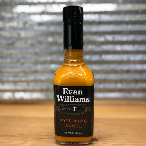 Evan Williams Hot Wing Bourbon Sauce