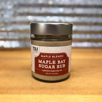 TBJ Maple Bay Sugar Rub