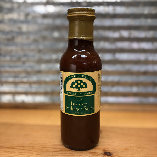 Applecreek Hot Bourbon Barbeque Sauce