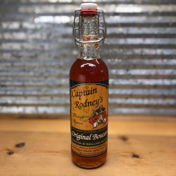Captain Rodney's Original Boucan Dipping & Grilling Glaze