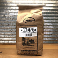 Weisenberger Mills Unbleached All Purpose White Flour 5 lbs