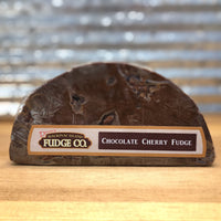 Devon's Chocolate Cherry Fudge