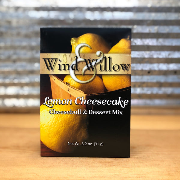 Wind & Willow Lemon Cheesecake Dessert Mix