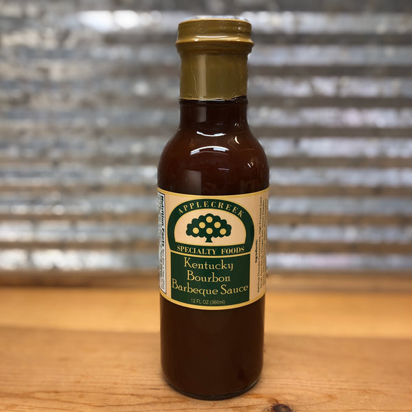 Applecreek Kentucky Bourbon Barbeque Sauce