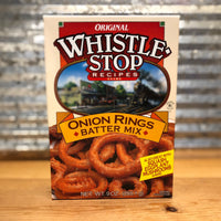 Whistle Stop Onion Ring Batter Mix