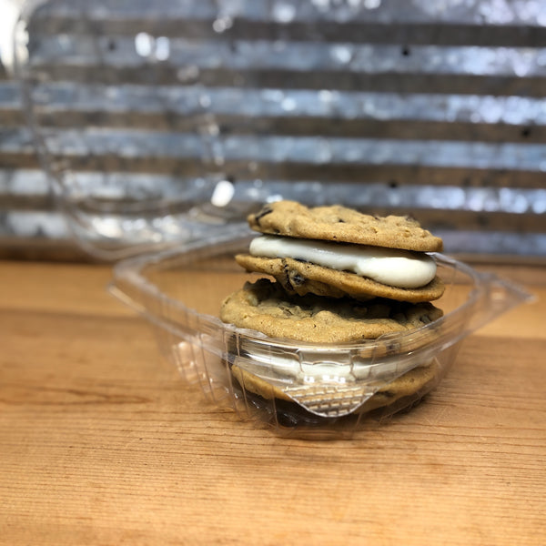 Fresh Baked Oatmeal Raisin Cookies Sandwiches 2 Pack