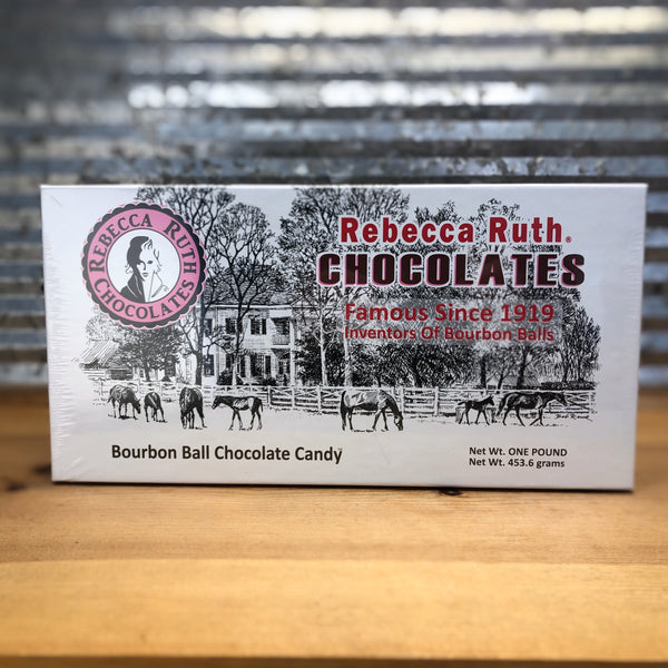 Rebecca Ruth Kentucky Bourbon Balls 16oz