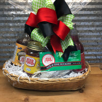 Ale8 Soda and Snacks Gift Basket