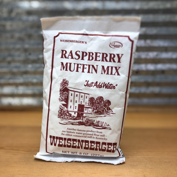Weisenberger Mills Raspberry Muffin Mix