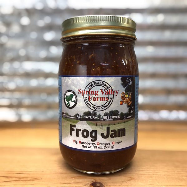 Spring Valley Farms FROG Jam