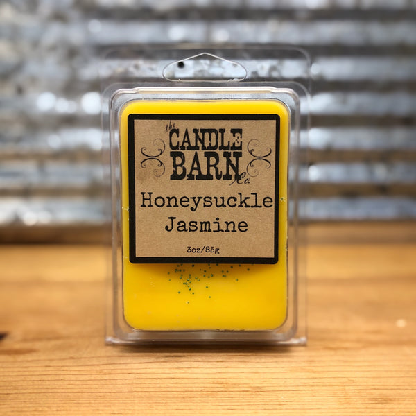 Candle Barn Honeysuckle Jasmine Wax Melt
