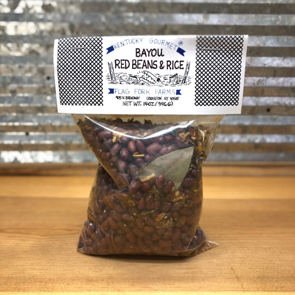 Flag Fork Farms Bayou Red Beans & Rice Soup Mix
