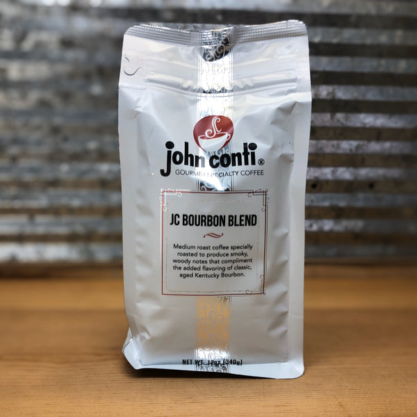 John Conti Coffee JC Bourbon Blend