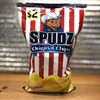 Spudz Original Potato Chips 5oz