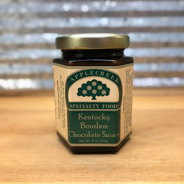 Applecreek Kentucky Bourbon Chocolate Sauce