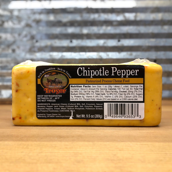 Troyer Chipotle Pepper Cheese