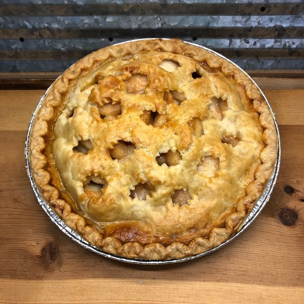 "Fresh Baked Apple Pie 9"" Pie"