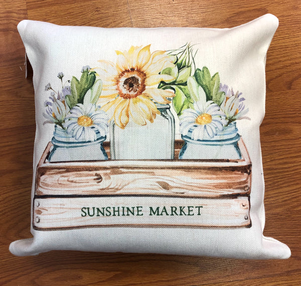 Pillow - Sunshine Market