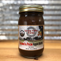 Spring Valley Farms Caramel & Pecan Apple Butter