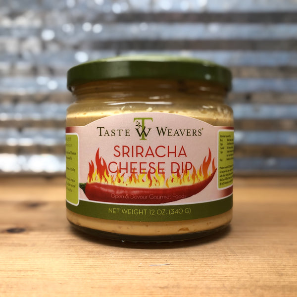 Taste Weavers Sriracha Cheese Dip