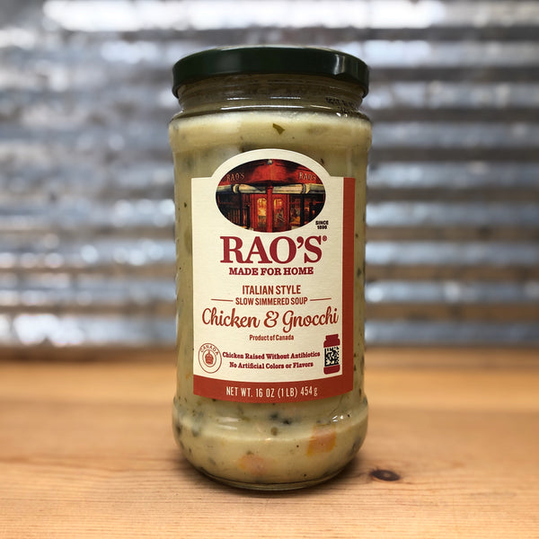 Rao's Chicken and Gnocchi Soup