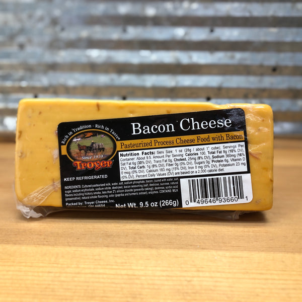 Troyer Bacon Cheese