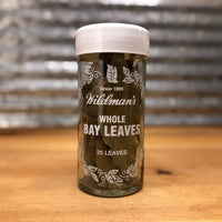 Wildman's Whole Bay Leaves
