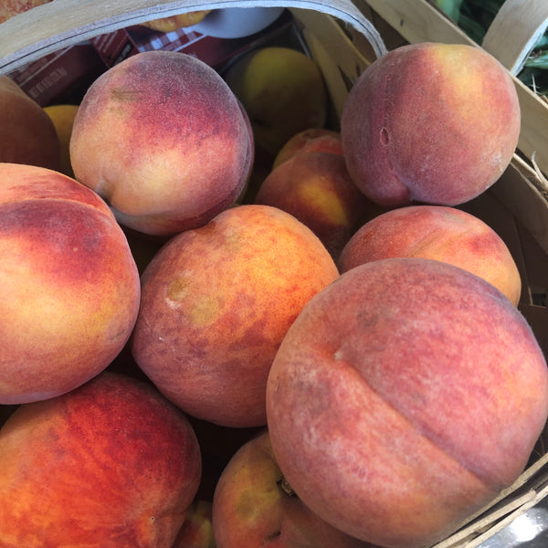 Yellow Peaches