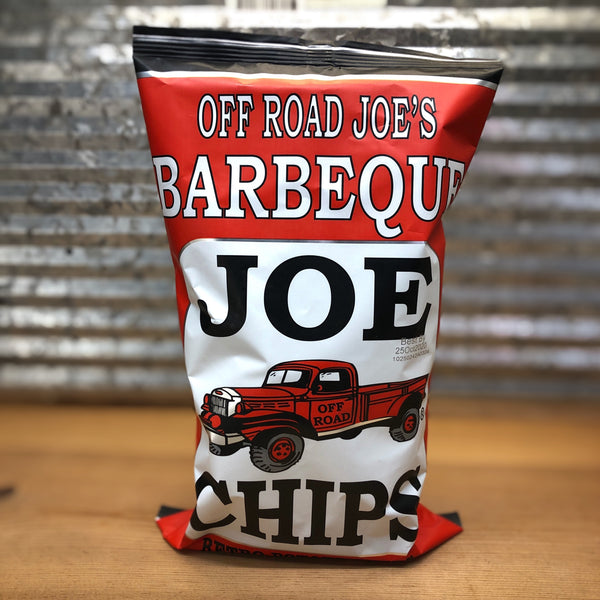 Joe Barbeque Chips 5oz