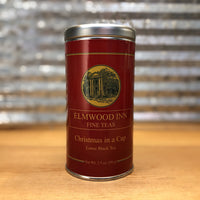 Elmwood Inn Fine Tea -  Christmas in a Cup - Black