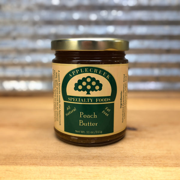 Applecreek Peach Butter