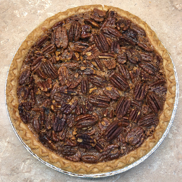 "Fresh Baked Pecan 9"" Pie"
