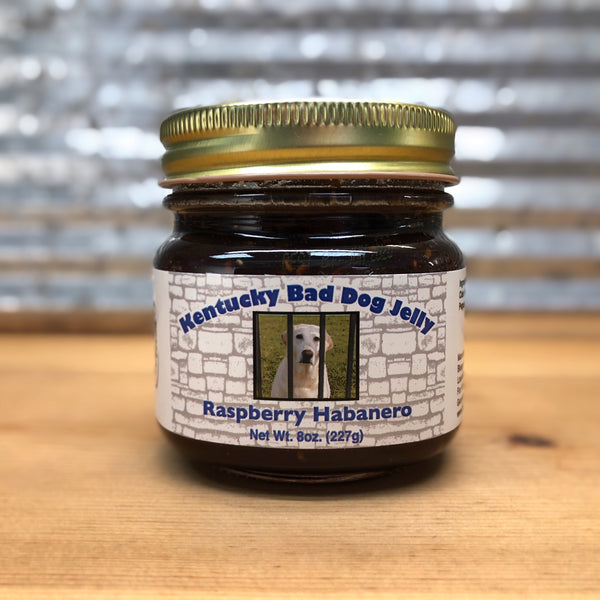 Kentucky Bad Dog Raspberry Habanero Pepper Jelly
