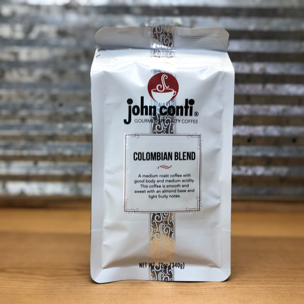 John Conti Coffee Colombian Blend