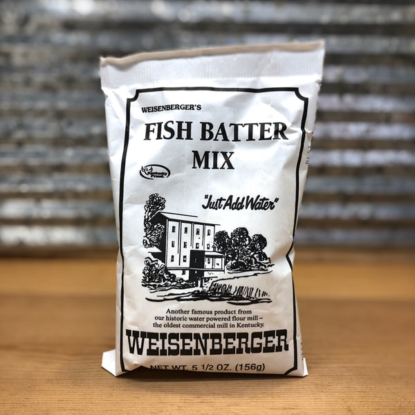 Weisenberger Mills Fish Batter Mix