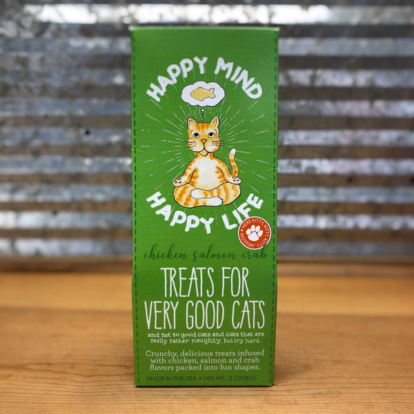 Pelican Bay Treats for Very Good Cats