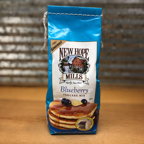New Hope Mills Blueberry Pancake Mix