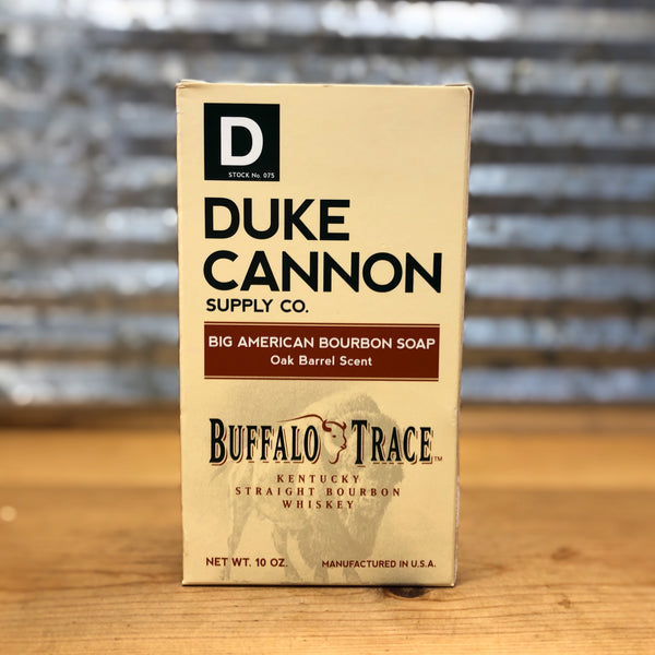 Duke Cannon Buffalo Trace Bourbon Hand Soap