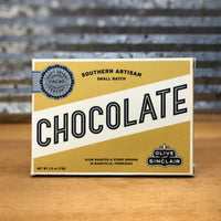 Olive and Sinclair 67% Cacao Chocolate Bar
