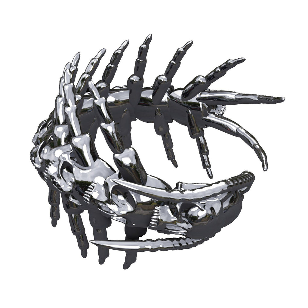 Night Terror Centipede Ring Saint Terror