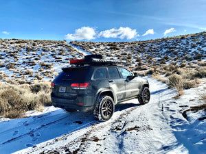 Airlinks Review: Grand Cherokee Air Suspension Lift Kit