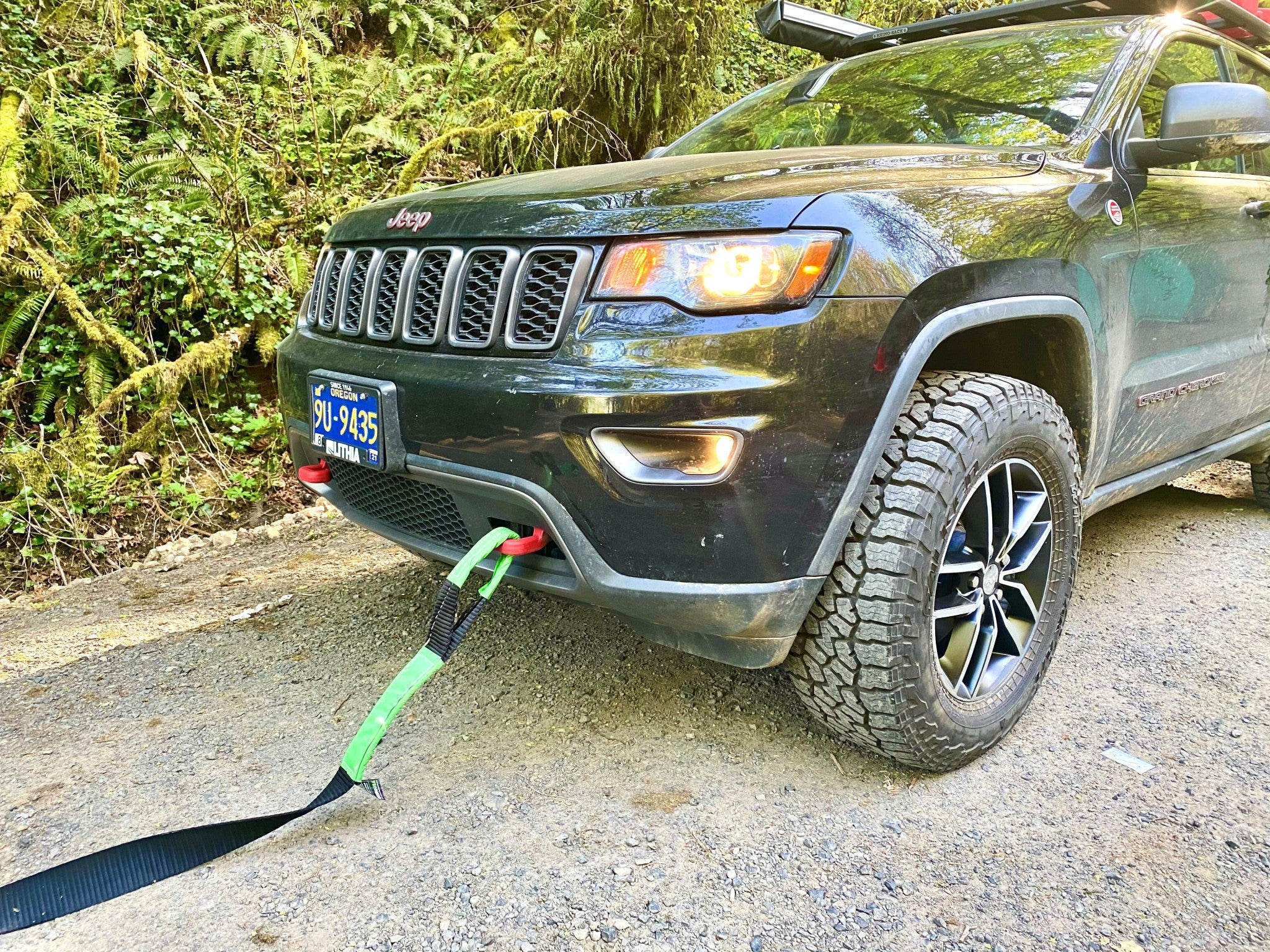Best Recovery Straps to Get You Unstuck