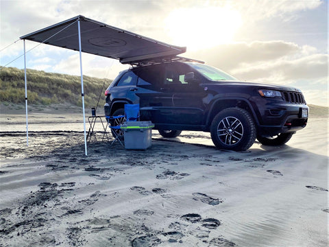 Pioneer Overland Roof Rack Awning