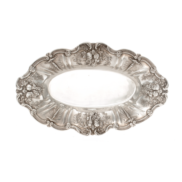 Francis I by Reed & Barton Sterling Silver Bread Tray x568