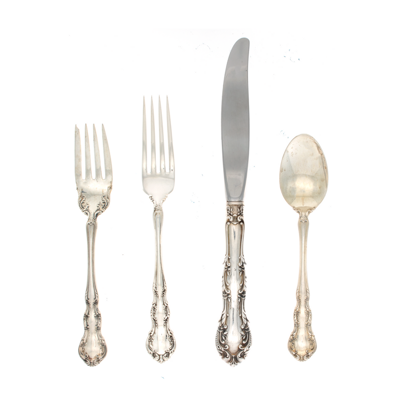 Old Atlanta Sterling Place Size Setting