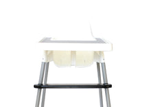 Load image into Gallery viewer, Premium Highchair Footrest - Matte Black