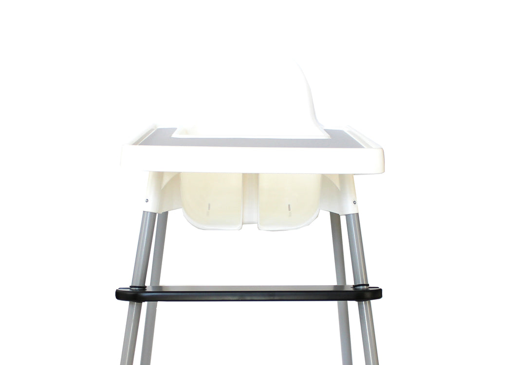 Premium Highchair Footrest - Matte Black