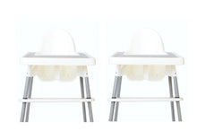 Load image into Gallery viewer, TWIN SET - Premium Footrests - Matte White
