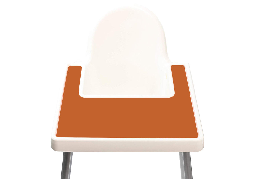 Tray place mat for IKEA Highchair - Caramel